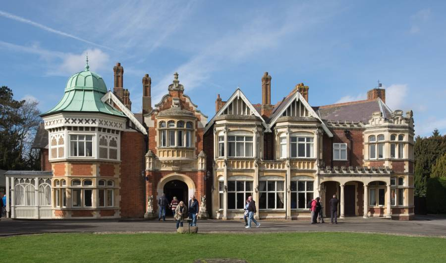Bletchley Park Codebreakers