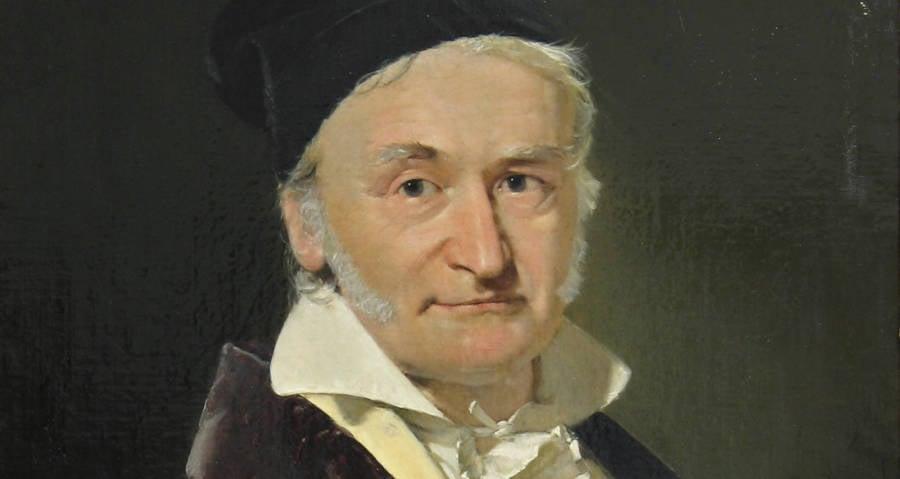 Meet Johann Carl Friedrich Gauss, The Most Important Mathematician You've Never Heard Of