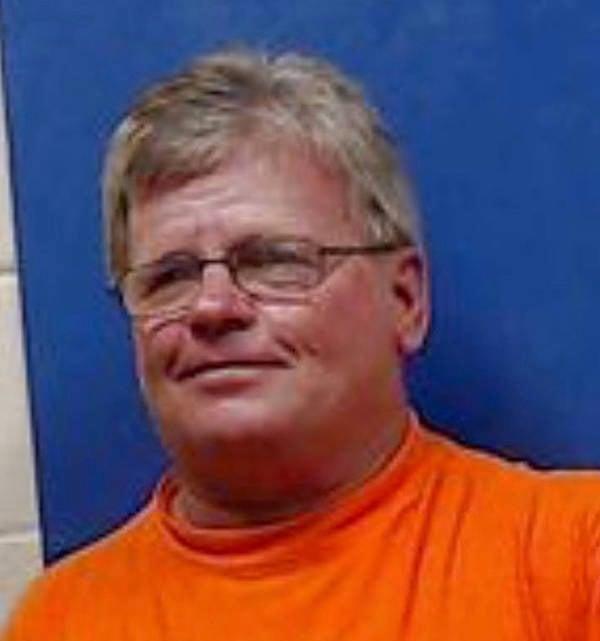 Douglas Mcleod In Jail