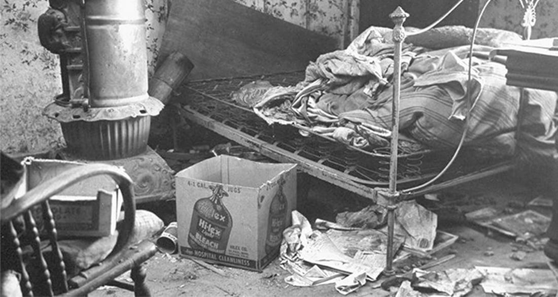 The Ed Gein House 21 Photos Of America S Most Disturbing Crime Scene