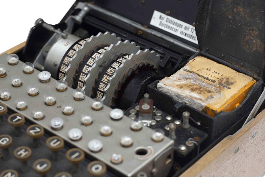 Enigma Machine M3 Model