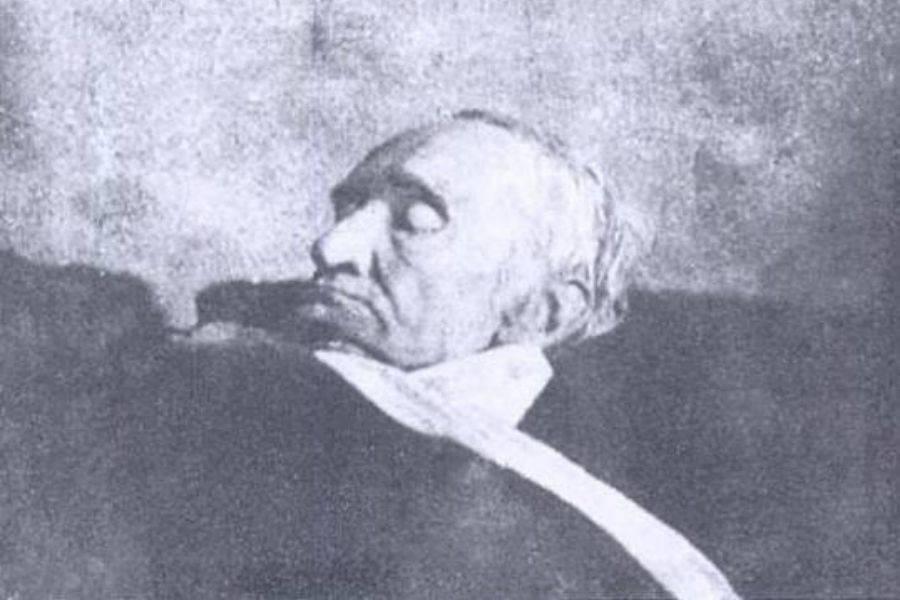 Gauss Deathbed