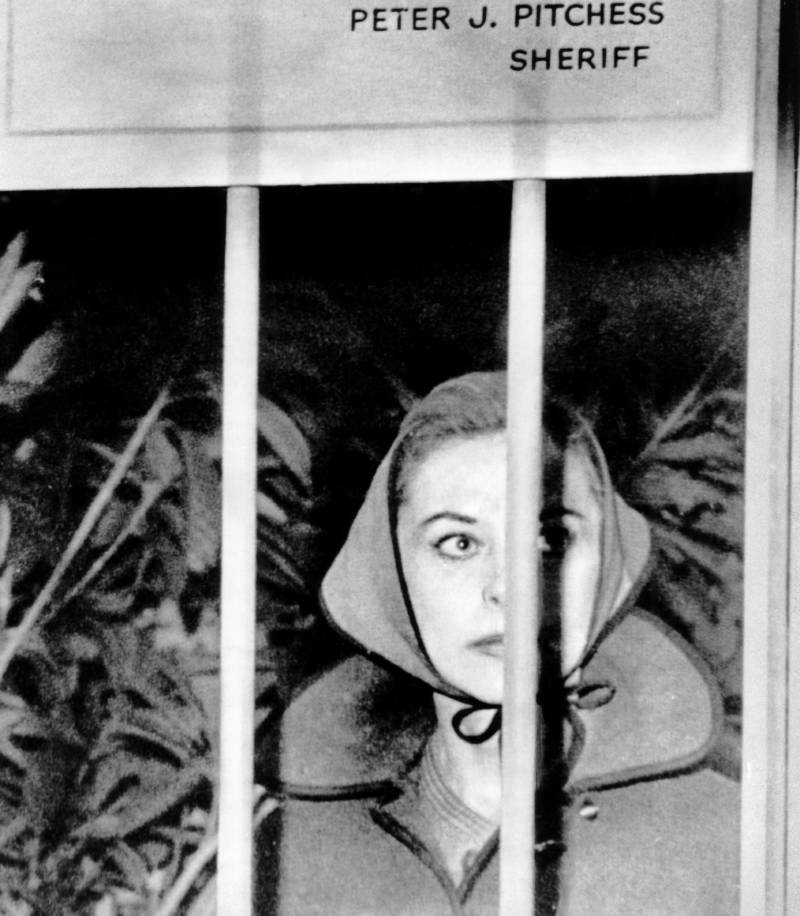 Hedy Lamarr Behind Bars