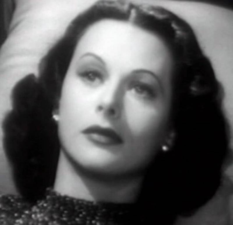 Hedy Lamarr Dishonored Lady