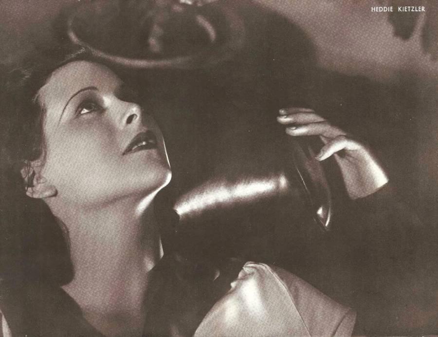 Hedy Lamarr Heddie Kietzler