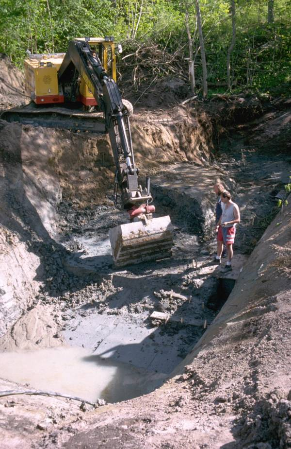 Huseby Klev Excavation