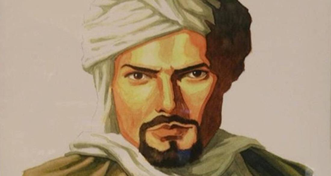 Illustration Of Ibn Battuta