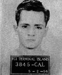 Manson at Terminal Island