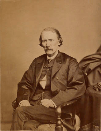 Kit Carson In The 1860s