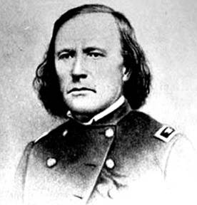 Kit Carson In Uniform