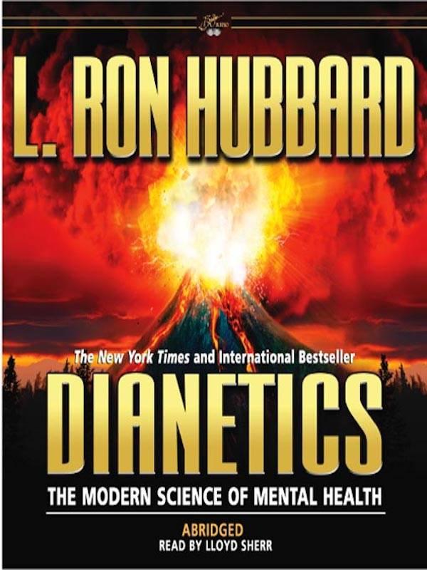 L Ron Hubbard Dianetics