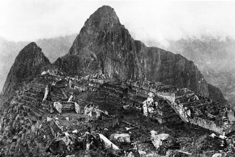 Machu Picchu 1912