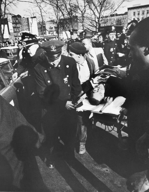 Malcolm X's Assassination In 1965