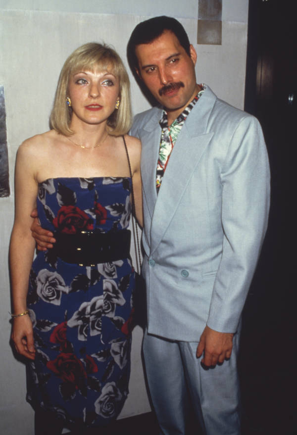 Mary Austin Freddie Mercurys Muse And Common Law Wife