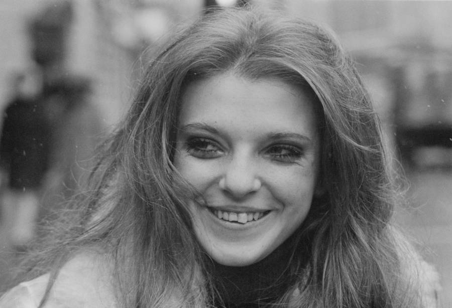 Young Mary Austin In 1970