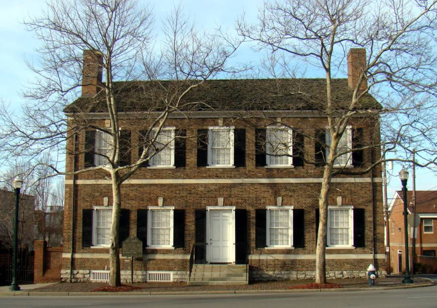 Mary Todd's Childhood Home
