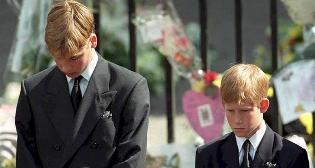Princess Diana S Funeral In 33 Heartbreaking Photos