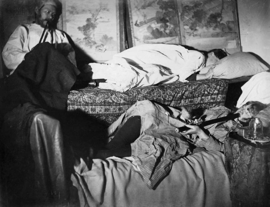 Opium Dens Of The Victorian Era As Seen Across The World