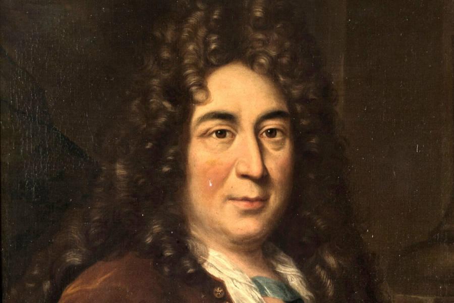 Charles Perrault Portrait