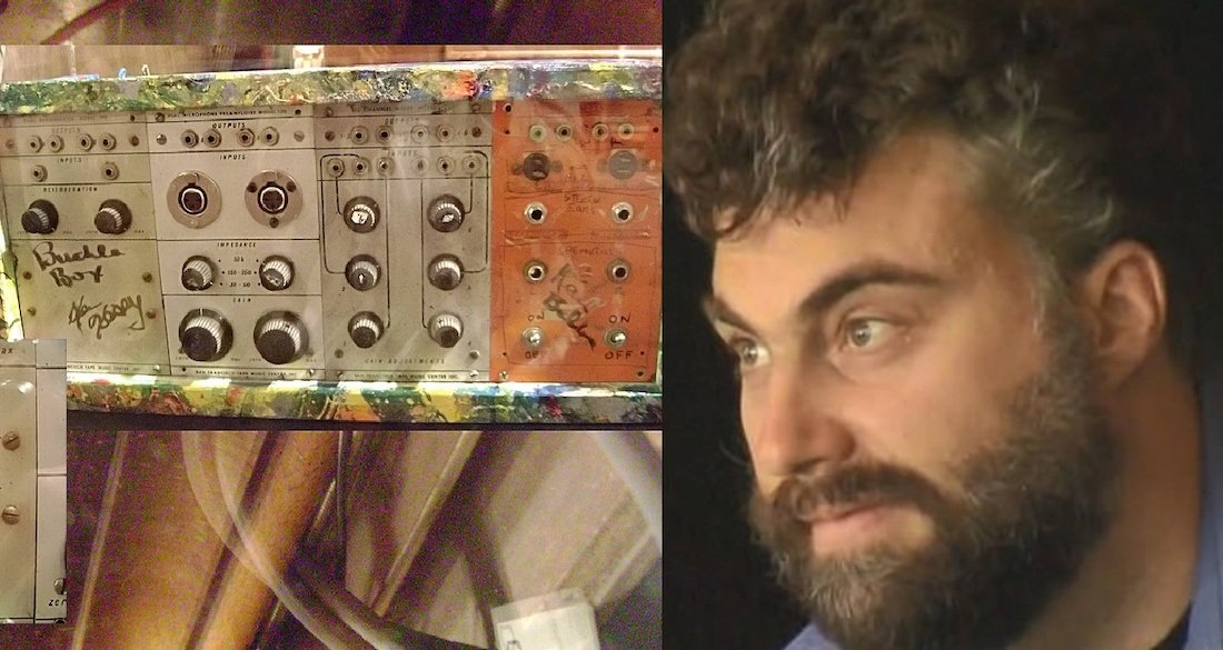 Sound Engineer Descends Into 9-Hour Trip After Fixing '60s Radio Equipment Covered In LSD