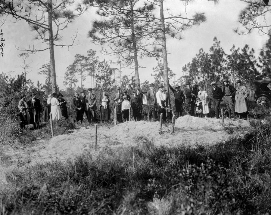Rosewood Massacre Victims Buried
