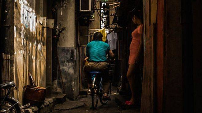 Sex Trade Alley