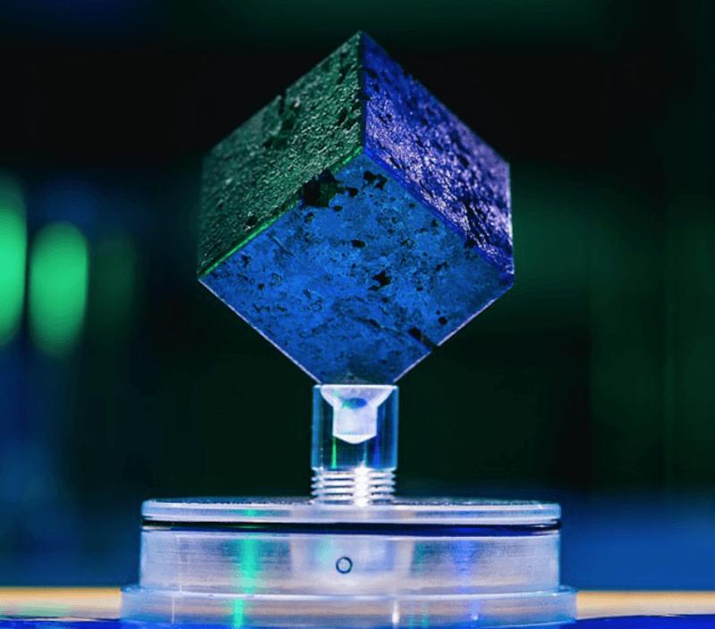 Uranium Cube