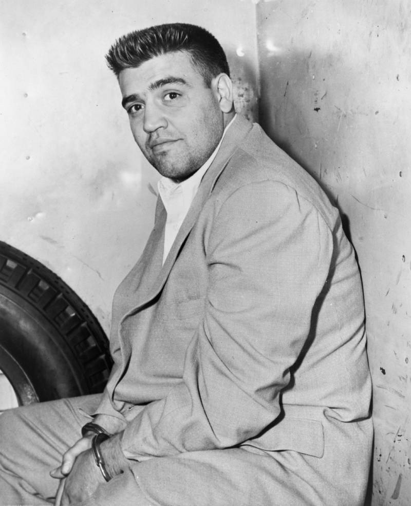 Vincent Gigante As A Young Man