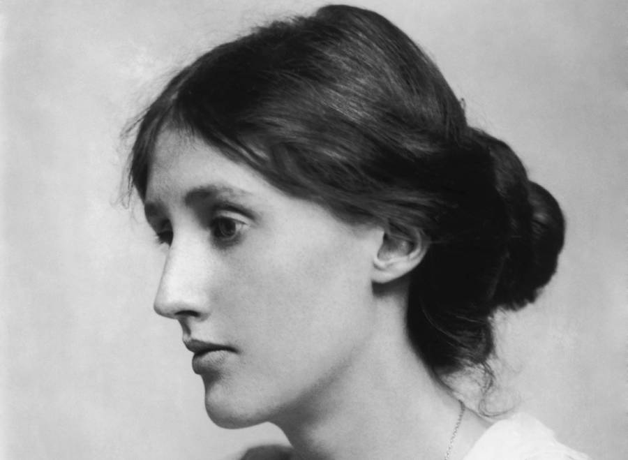 Virginia Woolf Portrait