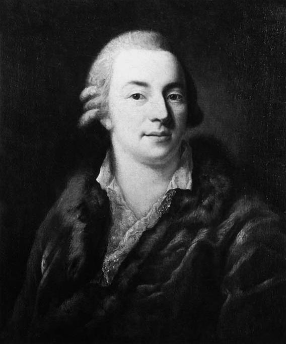 Giacomo Casanova In 1774