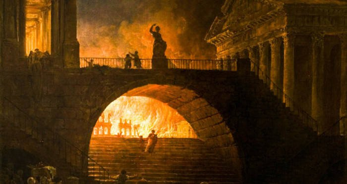 Ancient Romans Generated Enough Air Pollution To Cool Down ...