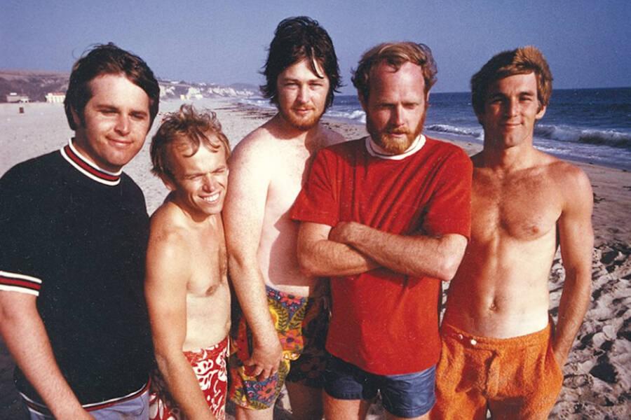 Beach Boys On The Beach