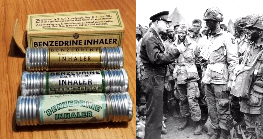 Amphetamines Widely Used On Both Sides In WW2, Doc Claims