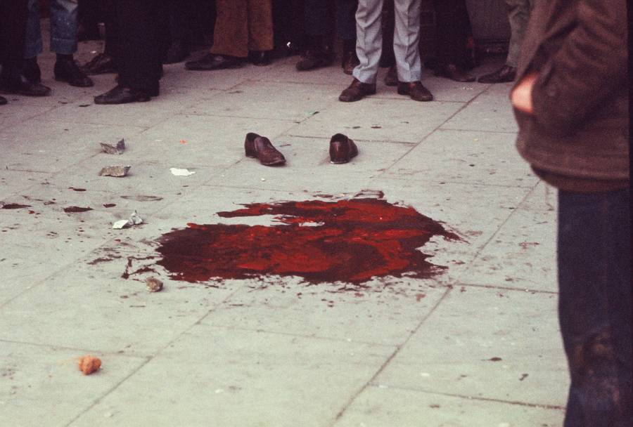 Blood After Bloody Sunday