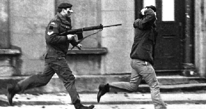 The Bloody Sunday Massacre Of 1972 In 33 Horrifying Photos