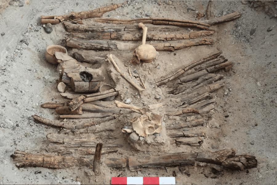 Bones From Jirzankal Cemetery