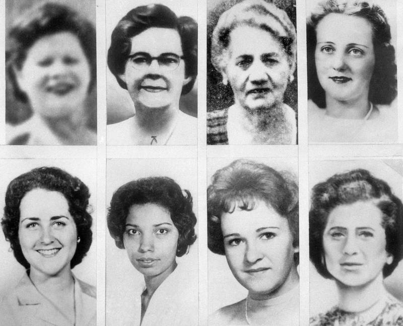 Boston Strangler Victims