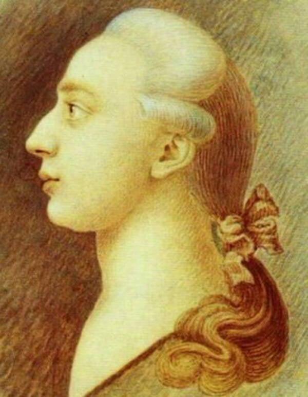 Casanova Sketch