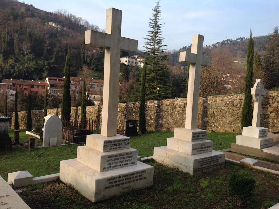 Cleveland Whippler Graves In Italy