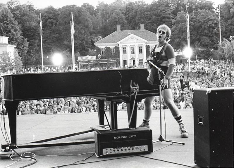 Elton John In Liseberg