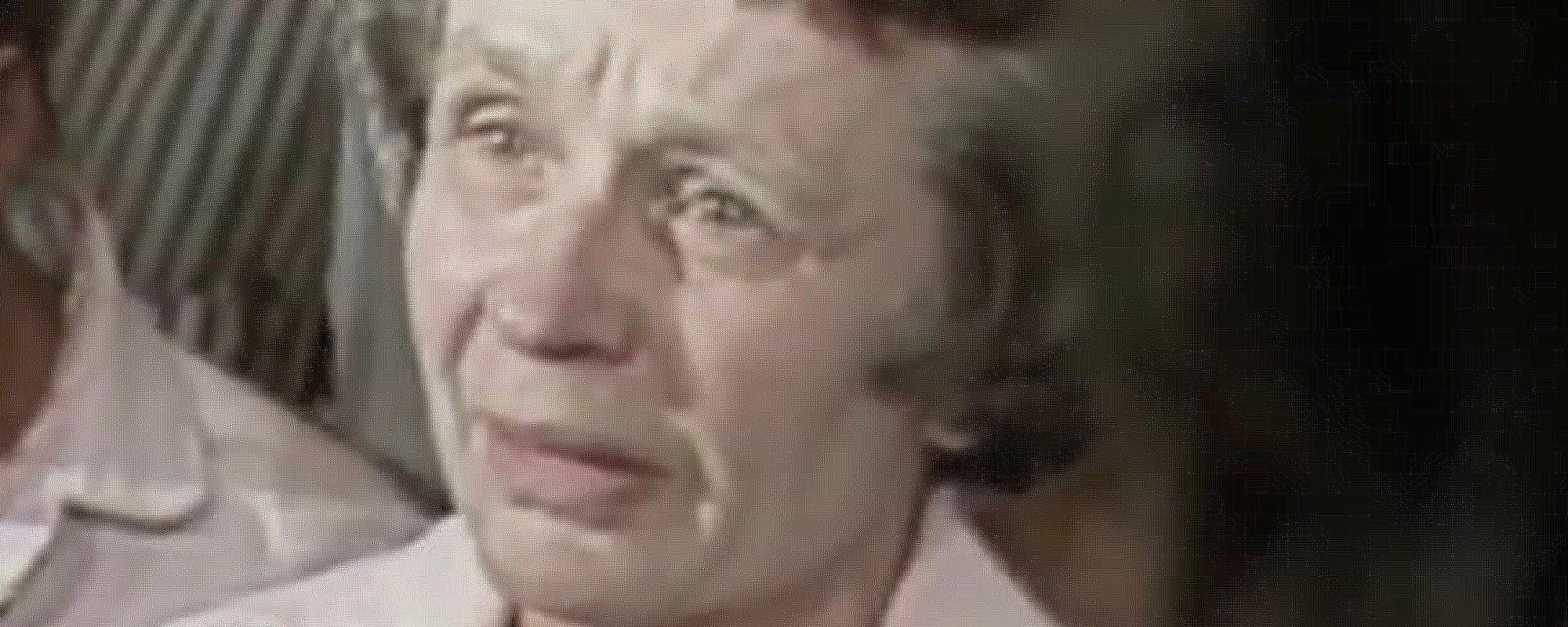 Ted Bundy's Mom Crying