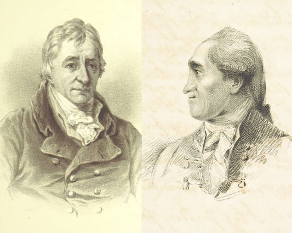 Henry Grattan And Henry Flood