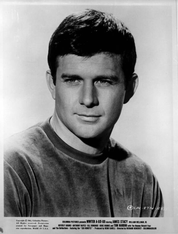 James Stacy Headshot