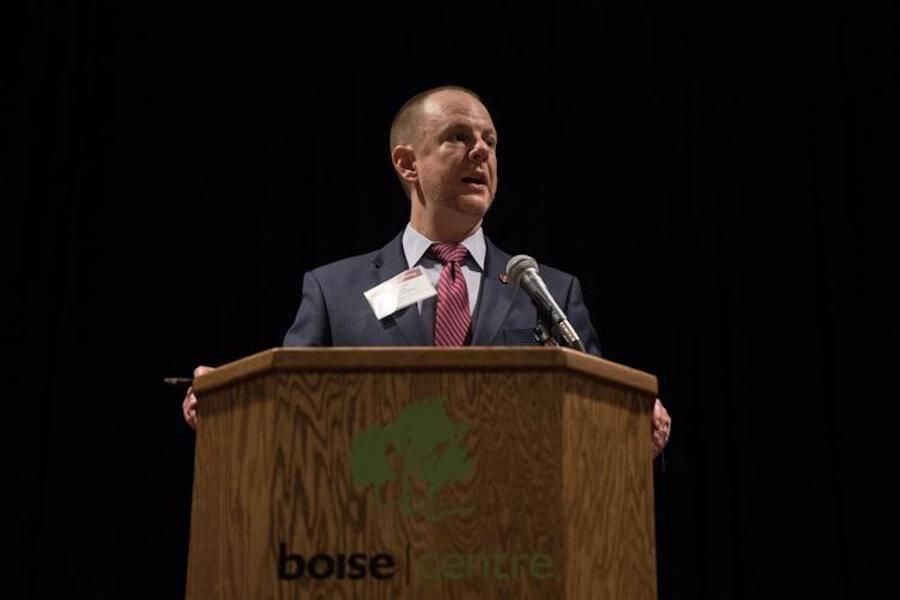 Jonathan Parker Idaho Chairman