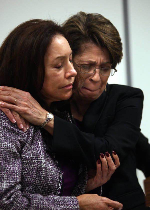 Julissa Brisman Mother Cries