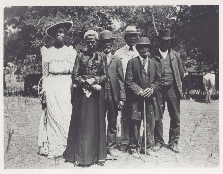 Juneteenth Celebration In 1900