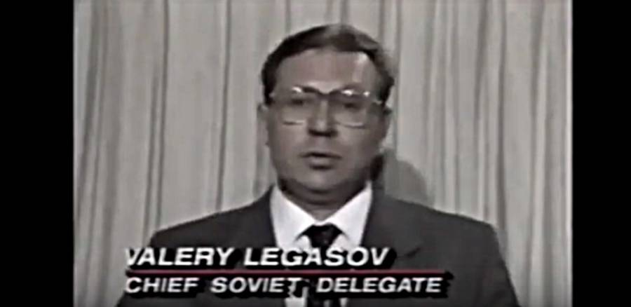 Valery Legasov Interview