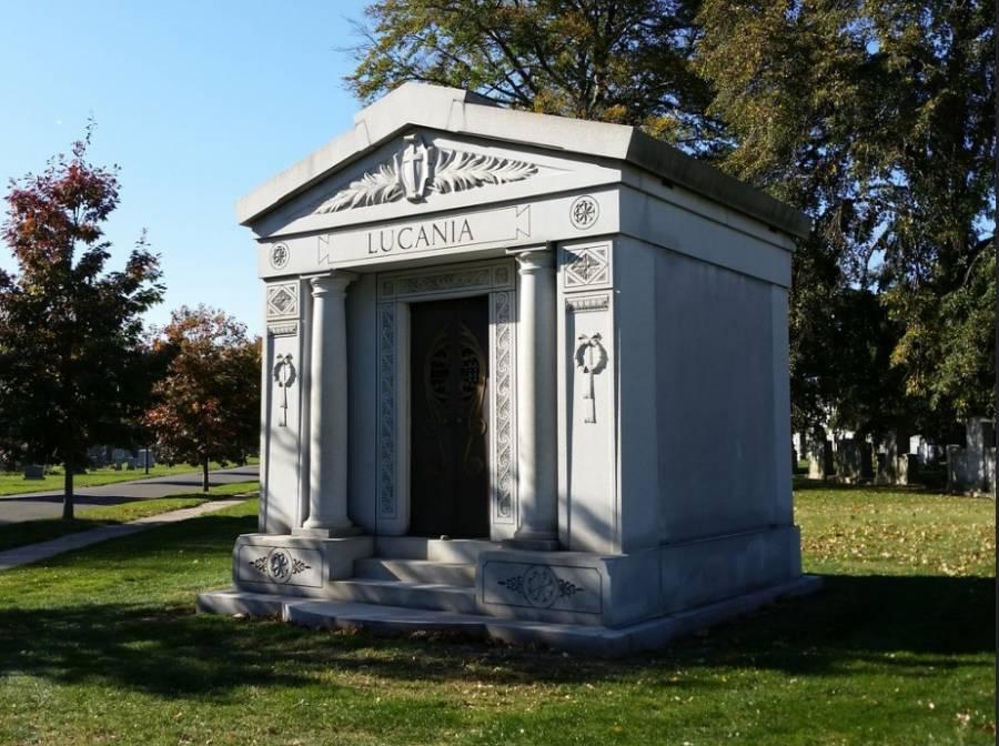 The Lucania Family Mausoleum
