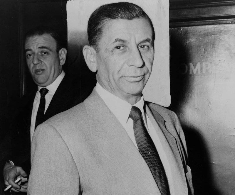 Jewish Gangster Meyer Lansky