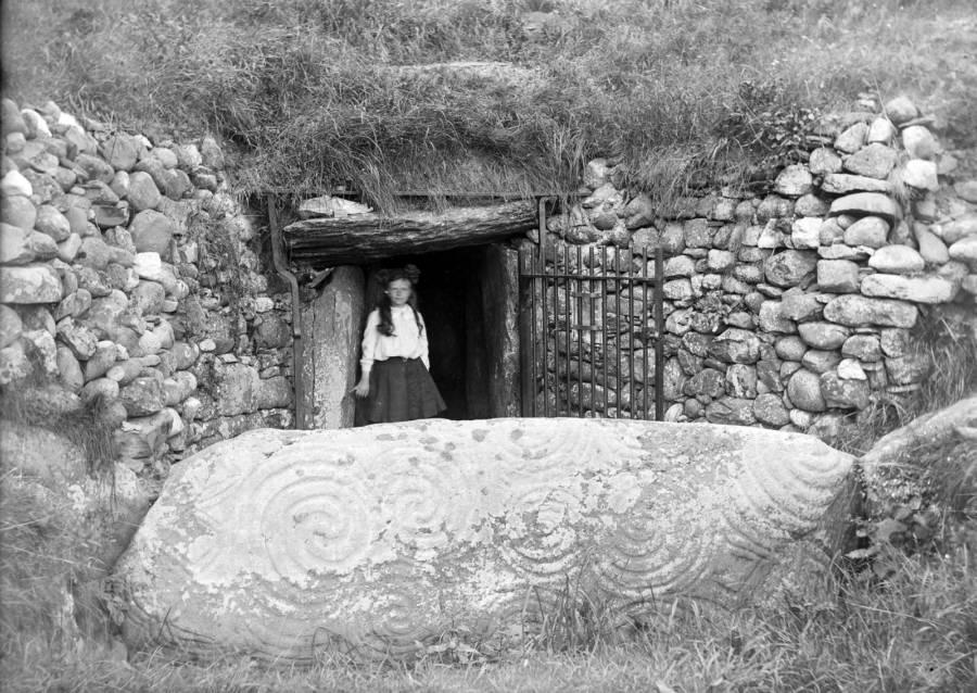Newgrange Girl